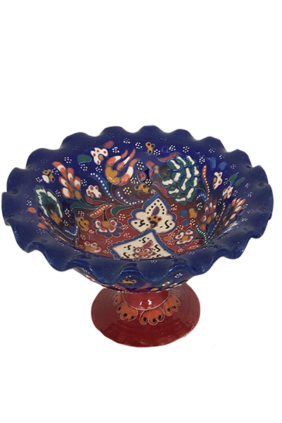 Footed Candy Bowl - 15 cm